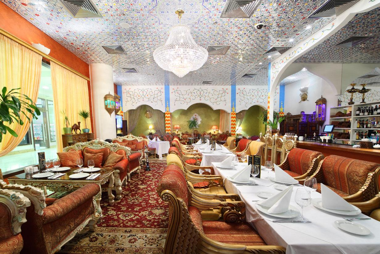 10 Indian Restaurants With Amazing Interiors