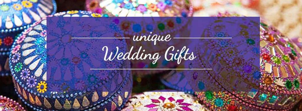 Amazing Gift Ideas For Weddings!