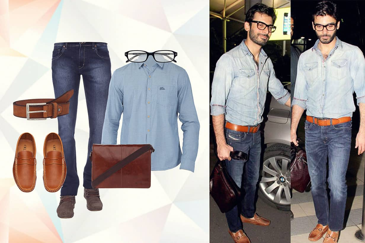 Bollywood Airport Style - Get the Look!