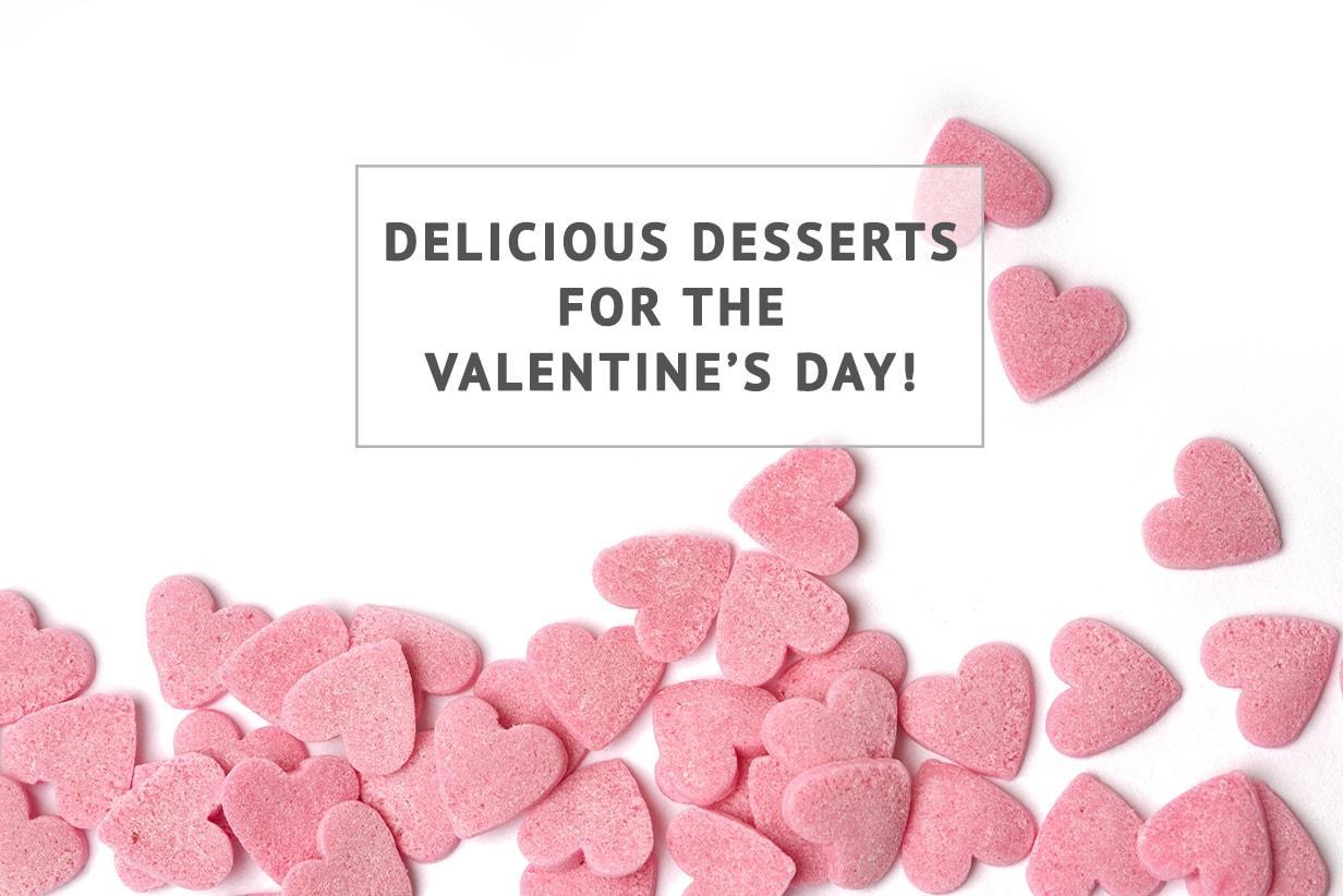 Perfect Valentine's Day Desserts!