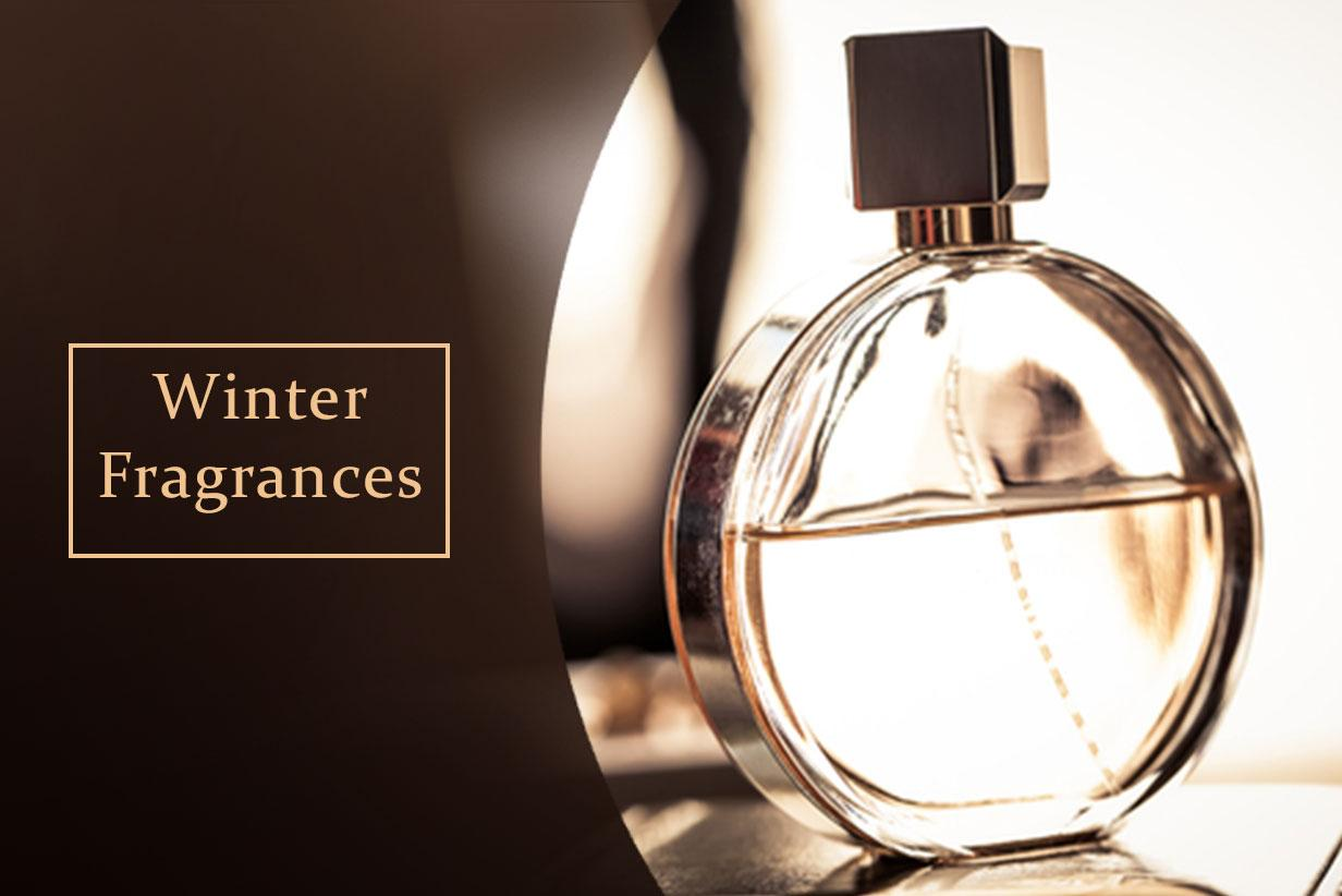 Fragrances to have this winter!