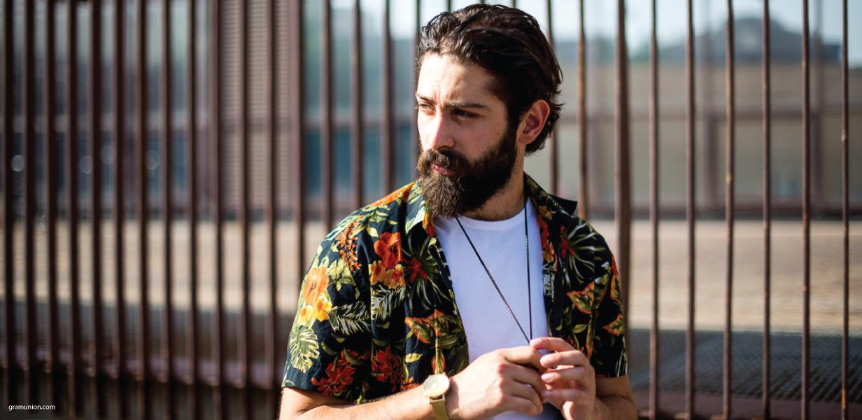 Flaunt These Beard Styles This Season