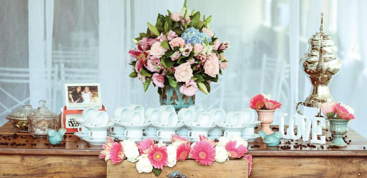 DIY Bridal Shower Ideas