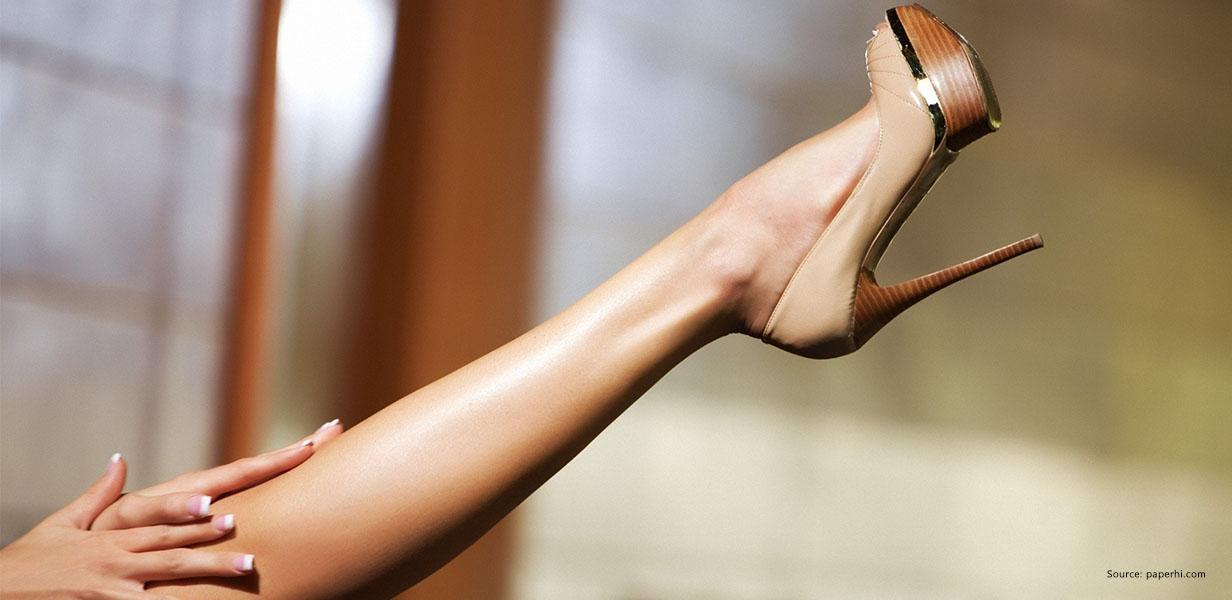 Your Guide To Pick The Right Heel