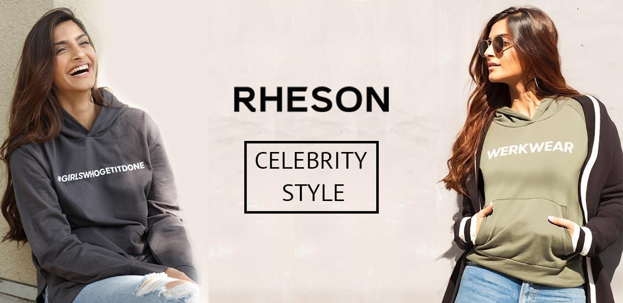 We Are Smitten By These Celebrities Flaunting Rheson
