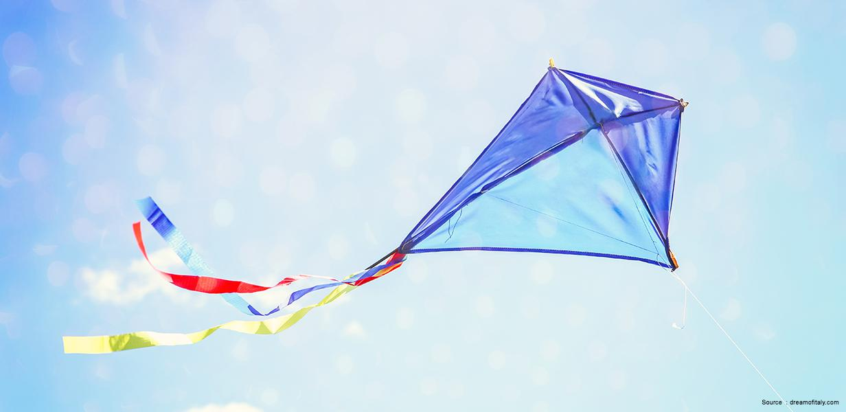 DIY Kite Designs For Sankranti