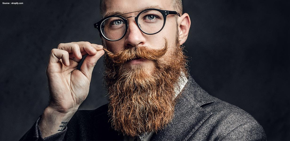 4 Easy Steps To A Well Groomed Beard