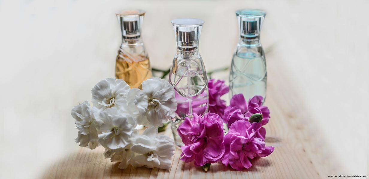 Time To 'Spring' Up Your Fragrance