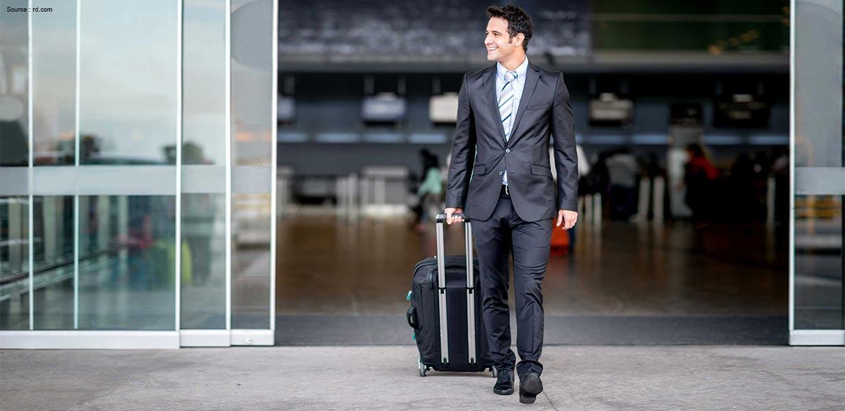 8 Business Trip Essentials for Men