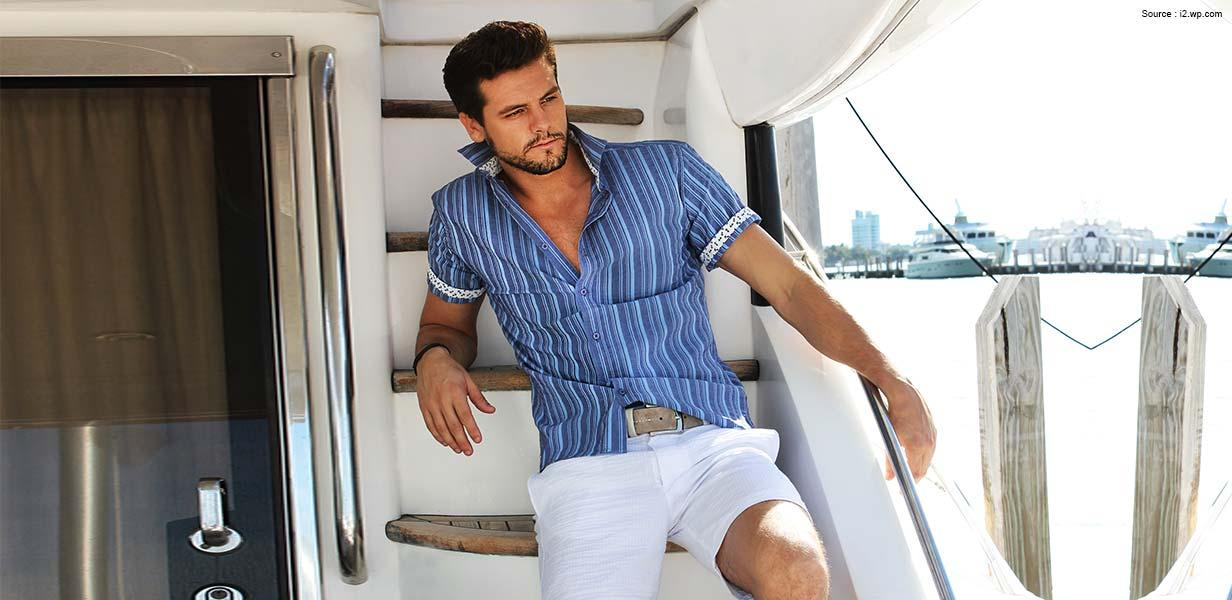 4 Comfy Summer Fabrics For Men