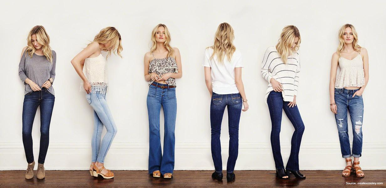 The Jeans Styles That Are Ruling The Season