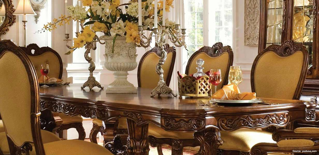 Top 5 Dining Table Decor Ideas