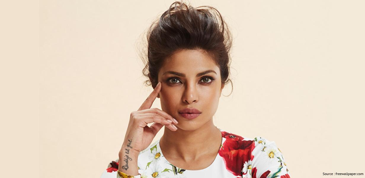 Priyanka Chopra - Birthday Girl's Fashion Lookbook