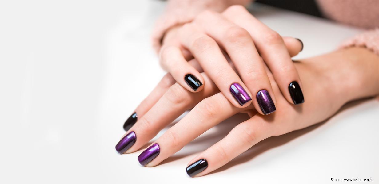 Gel Nail Polish - New Trend On The Block