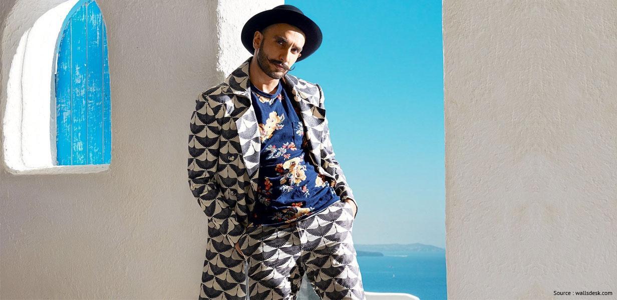The Quirkiest Ranveer Singh Looks Ever