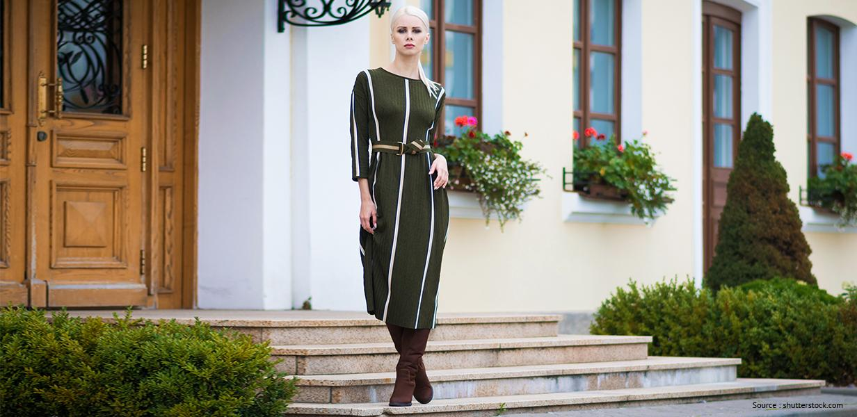 The Midi Dress Fashion Guide For Every Occasion