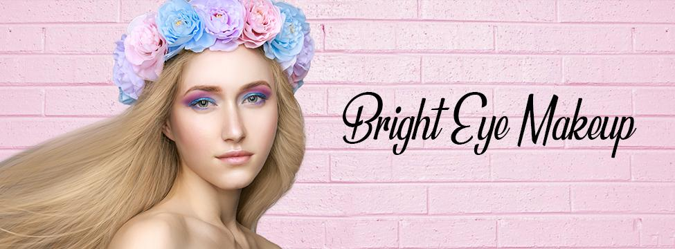 The Bright Eye Makeup Trend