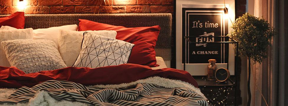 These 6 Bedroom Products Are Your Answer To a Cosier Room