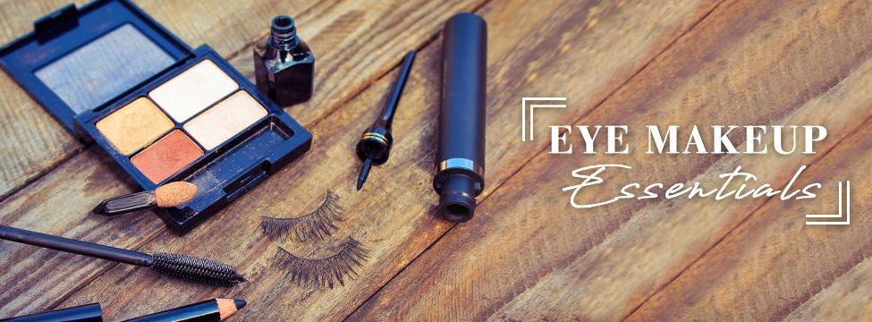 The Must-have Eye Makeup Essentials