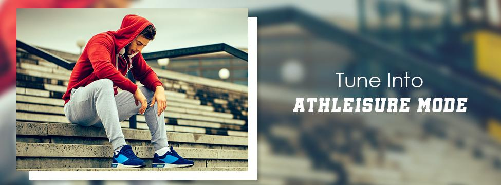 Top Men's Athleisure Trends
