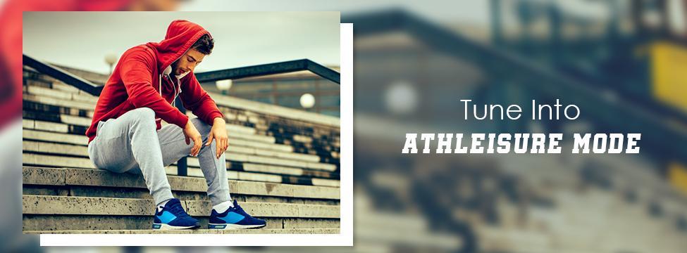 Men's Athleisure Trends 101
