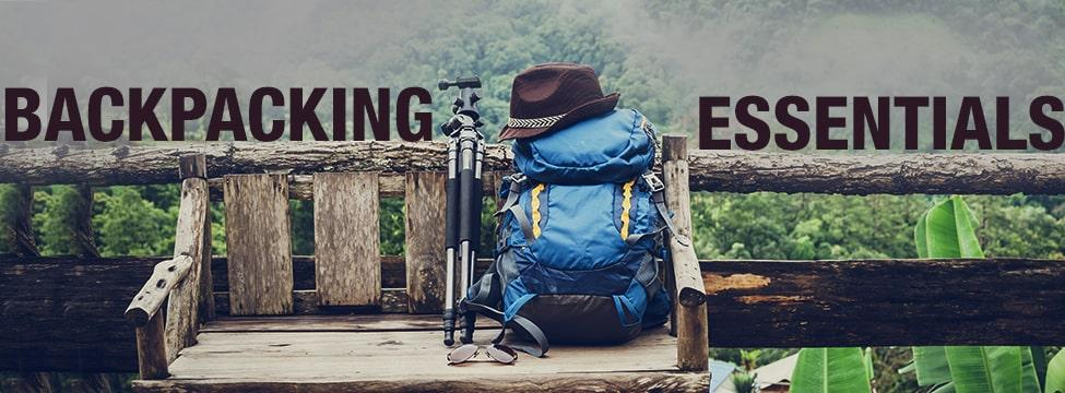 Backpacking-essentials