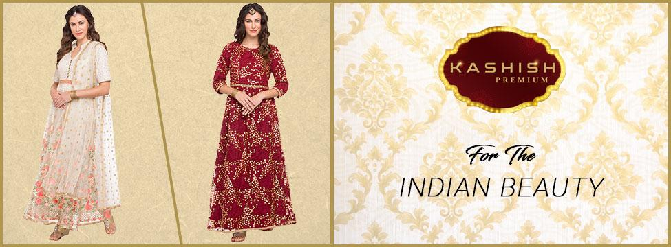 Tradition Revived With The Kashish Premium Range