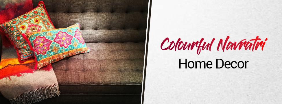 Navratri Home Decoration Ideas With A Colourful Twist