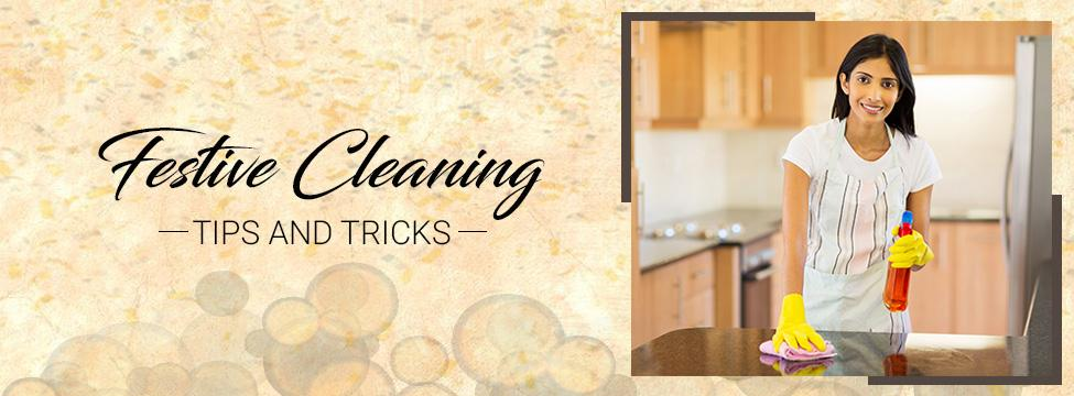 Quick And Easy House Cleaning Tips For The Festive Season