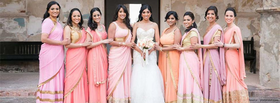 Wear This Colour To Your BFF's Wedding Based On Your Skin Tone