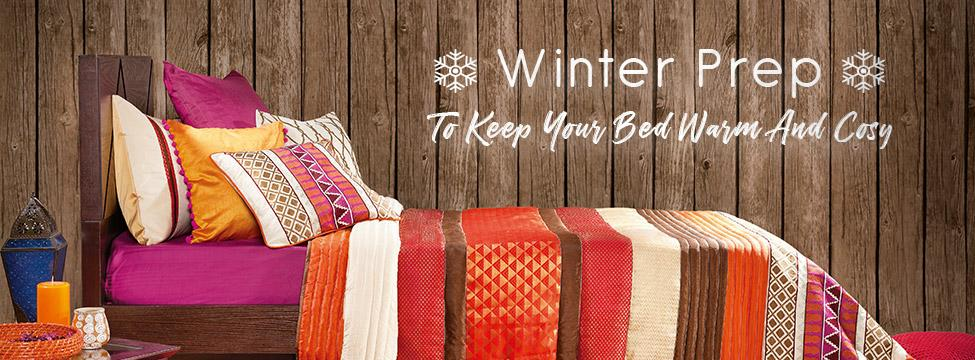 Winter Bed Making Tips To Lend A Comfy Touch To Your Bedroom