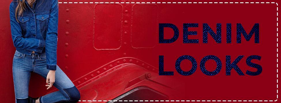 Denim Looks