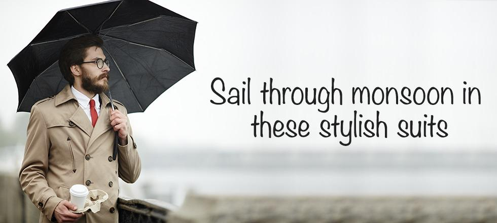 A Gentleman's Guide To Monsoon Suits