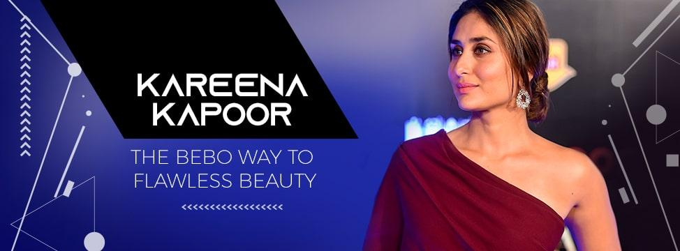 Emulating The Style Queen: Kareena Kapoor Khan's Beauty Looks