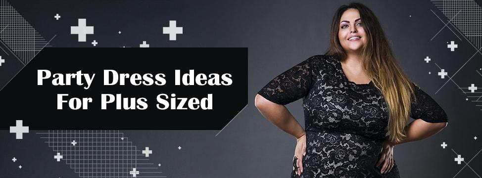 4 Party Dresses For Every Plus-Size Woman