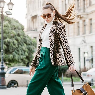 Team Your Blazers For An Everyday Look