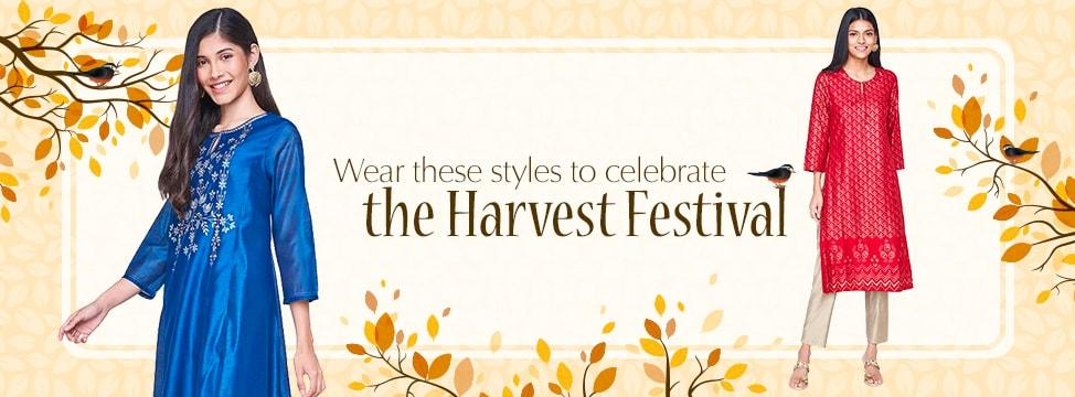 5 Trendy Ethnic Outfits To Celebrate The Harvest Festivals In