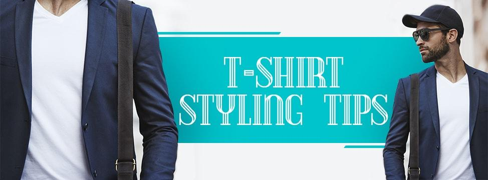 The Most Trendy Ways To Style T-Shirts