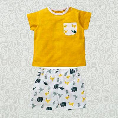 3 Cute Co-ords Ideas For Dressing Your Kids In Style