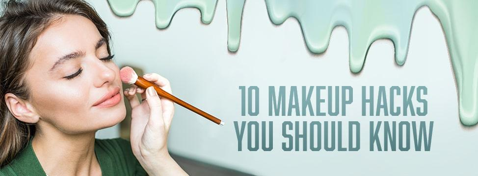 10 Makeup Hacks No One Tells You About