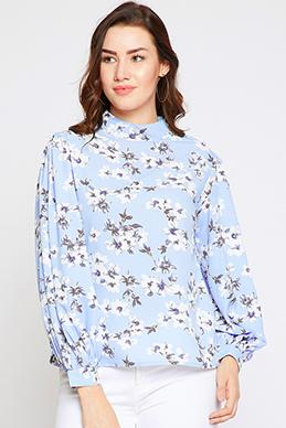 How To Style Puff-Sleeved Tops?