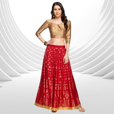 4 Lehengas To Suit Every Body Shape