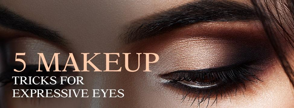5 Eye Makeup Hacks You Need To Know