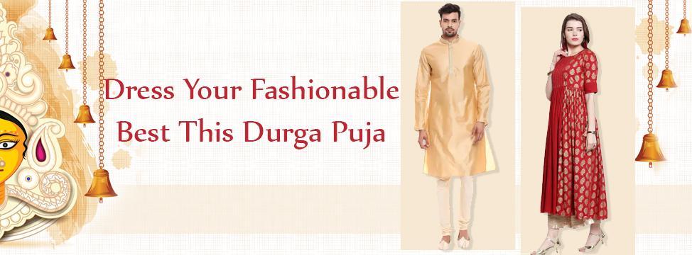 Durga Pujo Style Story