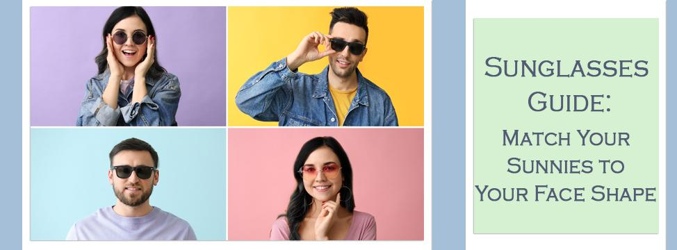 Fitting Guide: Sunglasses For Every Face Shape