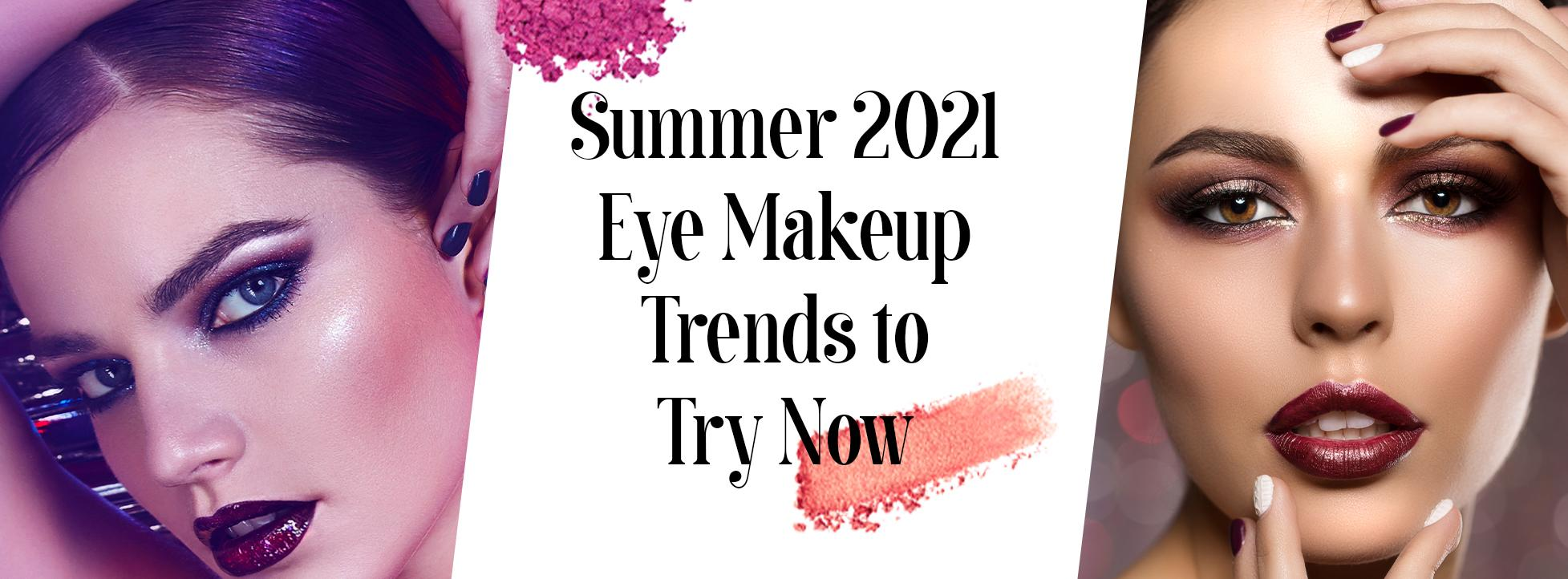 Summer Eye Makeup Looks to Set You Apart From the Crowd