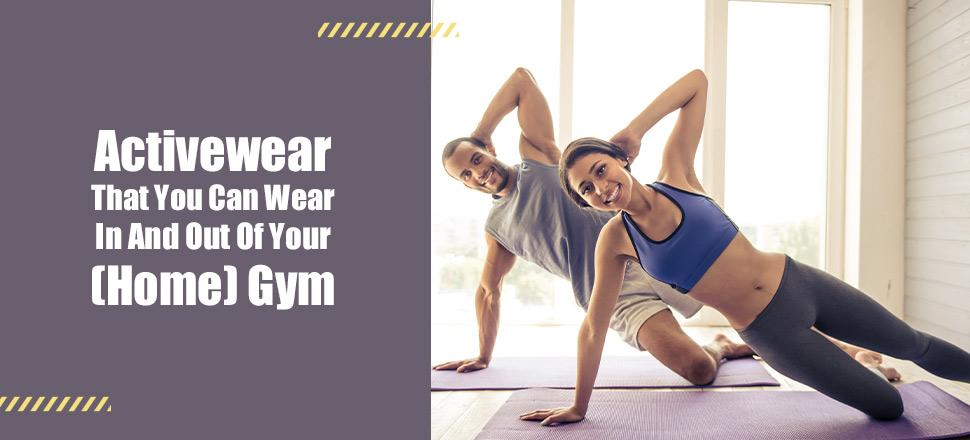 Trendy Workout Outfits for Men and Women