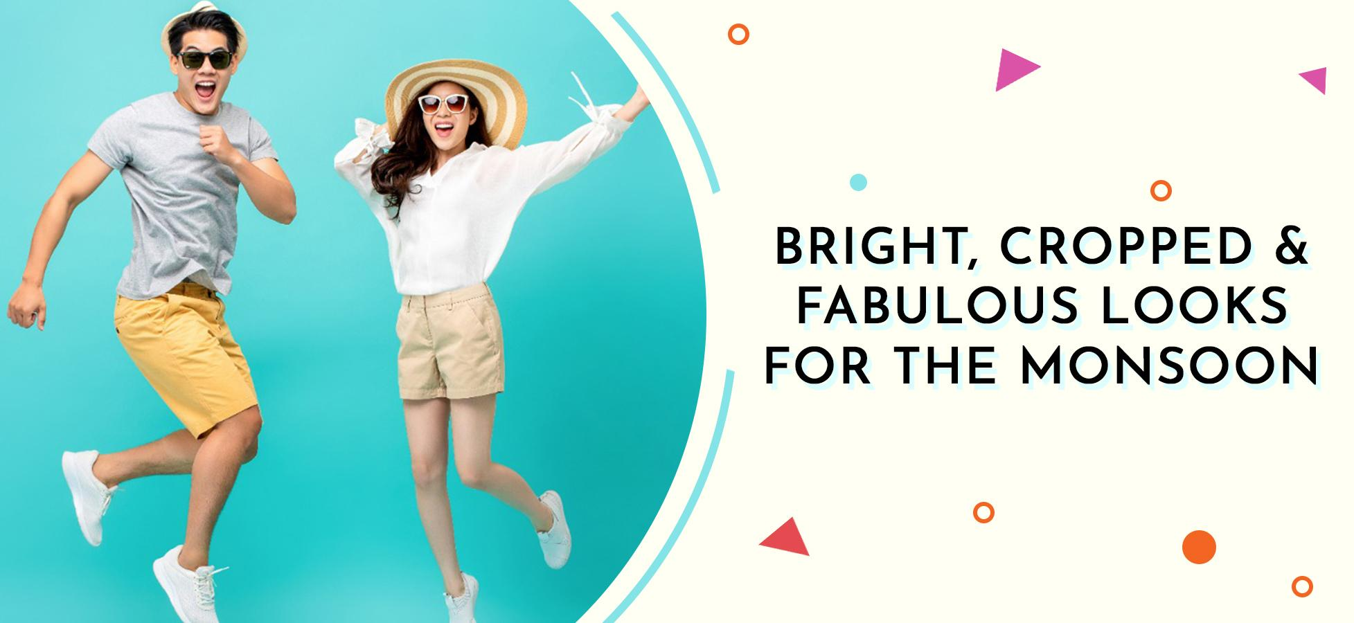 Nail Your Look with Stylish Monsoon trends