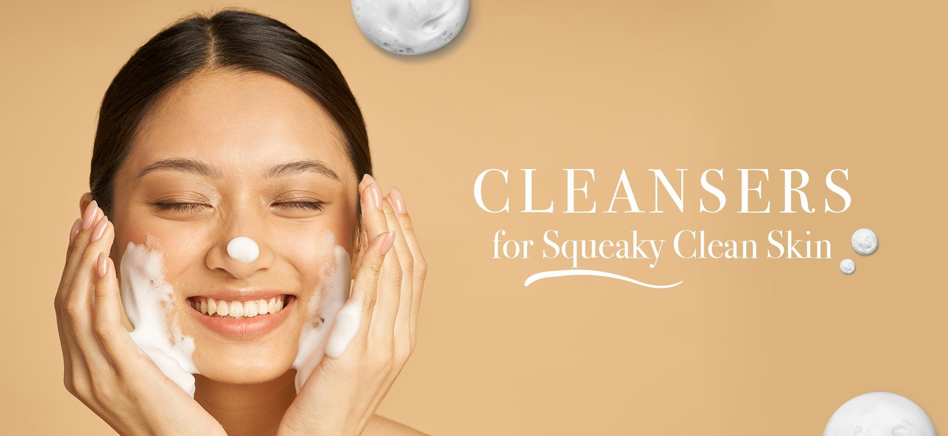Find Your Skin Type's Dream Cleanser