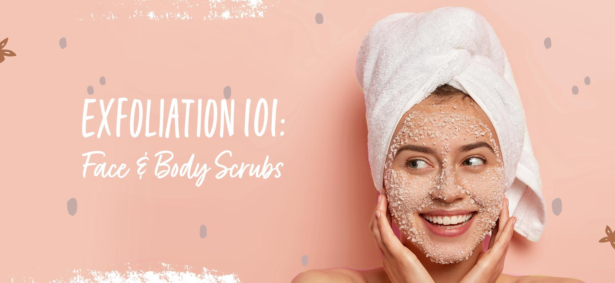 Your Exfoliation Guide For The Smoothest Skin